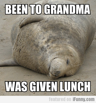 Been To Grandma