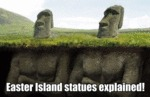 Easter Island Statues Explained!