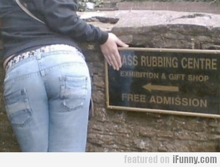 Ass Rubbing Centre!