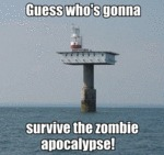Guess Who's Gonna Survive The Zombie Apocalypse