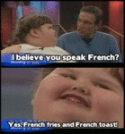 I Believe You Speak French?