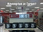 Having Fun At Target