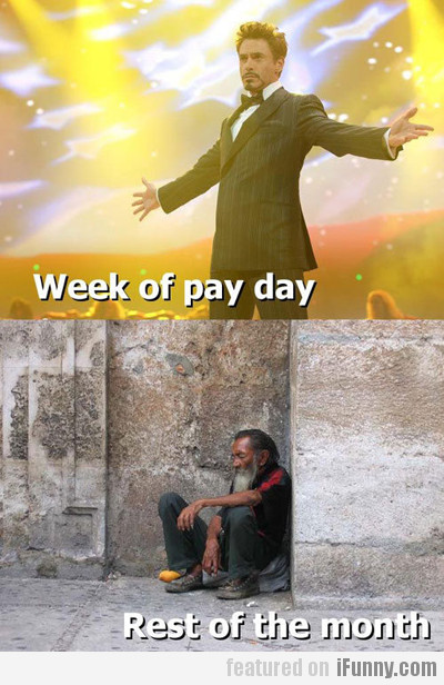 Every Month...