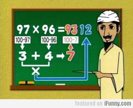 You don't need a calculator..