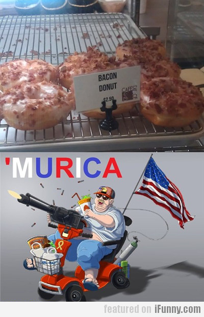 Welcome to 'murica