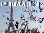 I'm In Love With Paris