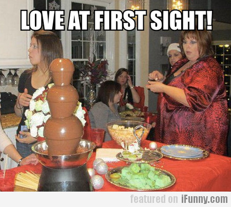 Love At First Sight!