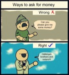 Ways To Ask For Money