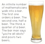 An Infinite Number Of Mathematicians...