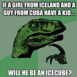 If A Girl From Iceland And A Guy From Cuba...