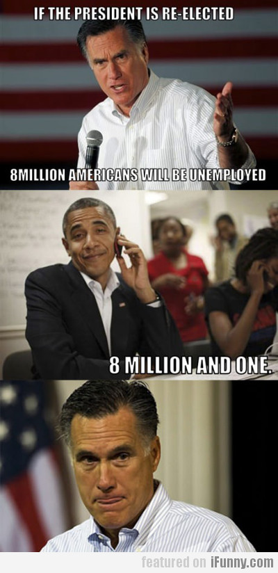 If The President Is Re-elected...