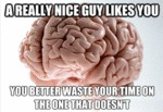 A Really Nice Guy Likes You