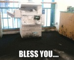 Bless You…