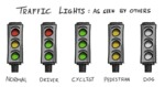 Traffic Lights : As Seen By Others