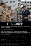 The Chief…