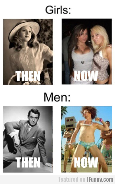 Very Girls then vs now are