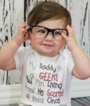 My Daddy Is A Geek!