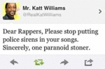 Dear Rappers, Please Stop Putting Police Sirens...