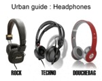 Urban Guide : Headphones