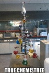 True Chemistree