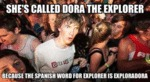 She's Called Dora The Explorer…