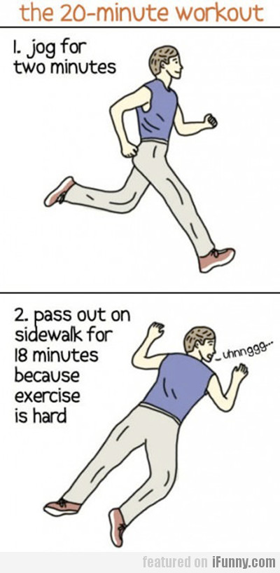 The 20 Minutes Workout