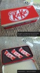 Bought A Whole Box Full Of Kit Kats…