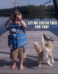 Let Me Catch This For You!