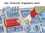 How Internet Arguments Work