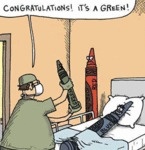 Congratulations! It's A Green!