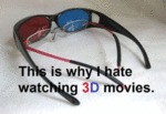 This Is Why I Hate Watching 3d Movies