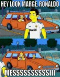 Hey Look Marge, Ronaldo