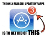 The Only Reason I Update My Apps...
