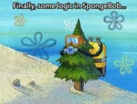 Finally, Some Logic In Spongebob...