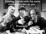 Finding Friends With The Same Mental Disorder...