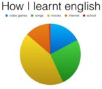 How I Learnt English