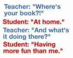 Where's Your Book?!