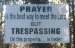 Prayer Is The Best Way To Meet The Lord, But...