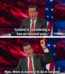 Iceland Is Considering A Ban On Internet Porn...