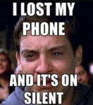 I Lost My Phone And It's On Silent