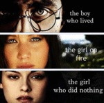 The Boy Who Lived, The Girl On Fire And...