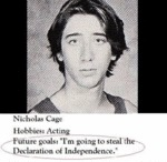 Nicolas Cage's Hobbies