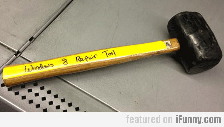 Windows 8 Repair Tool