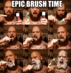 Epic Brush Time
