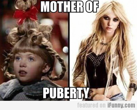 Mother Of Puberty