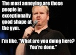 The Most Annoying Are Those People In...