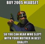 Buy $200 Headset, So You Can Hear Who Slept...