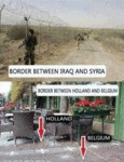 Border Between Iraq And Syria, Border Between...