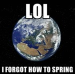 Lol, I Forgot How To Spring