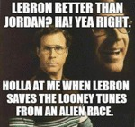 Lebron Better Than Jordan? Ha! Yea Right